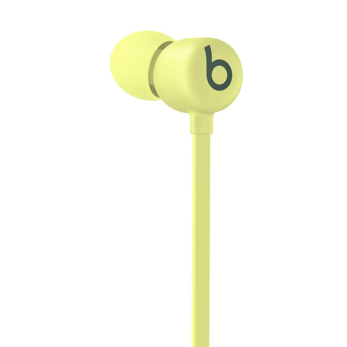 - Audifono In Ear Wireless Flex Beats / Amarillo 3