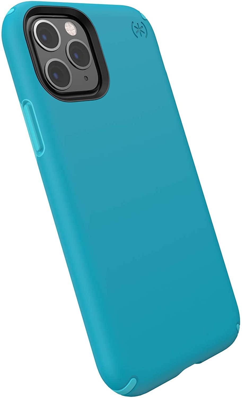 - Funda para iPhone 11 Pro Presidio Speck azul 1