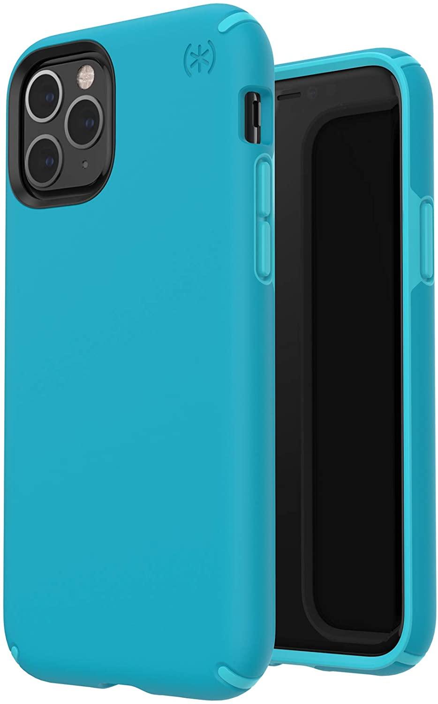 - Funda para iPhone 11 Pro Presidio Speck azul 2