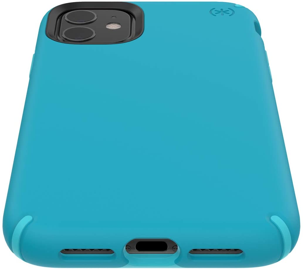 - Funda para iPhone 11 Presidio Speck azul 3