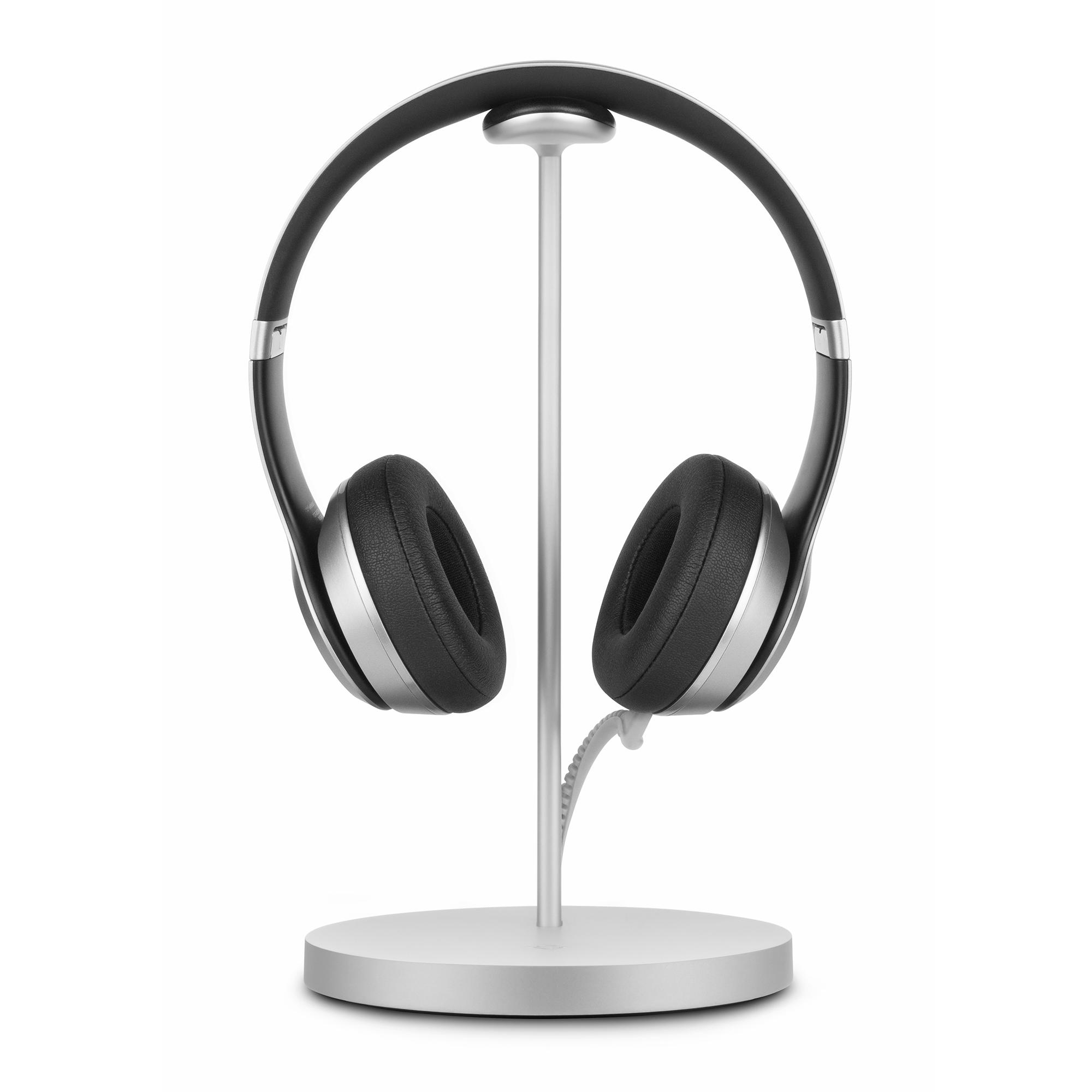 - Soporte para audifonos TwelveSouth Silver 1