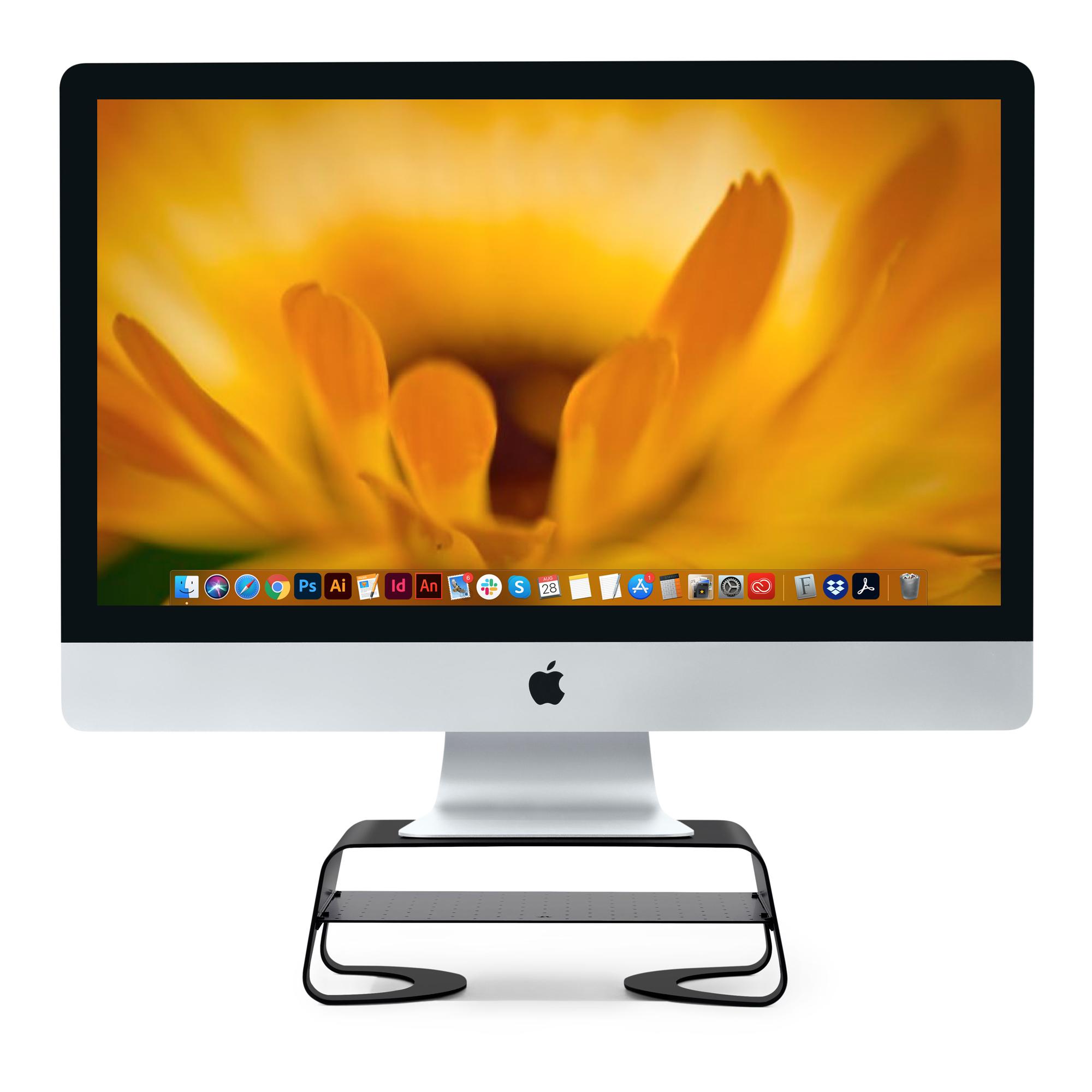 - Elevador para iMac TwelveSouth silver 1