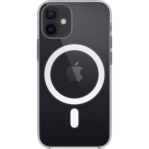 - iPhone 12 mini Clear Case with MagSafe 1