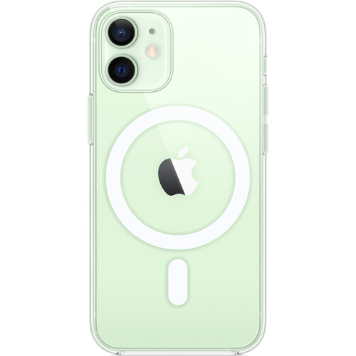 - iPhone 12 mini Clear Case with MagSafe 3
