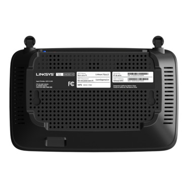 - Sistema Wi-Fi en malla Linksys Velop de doble banda 2 nodos 4