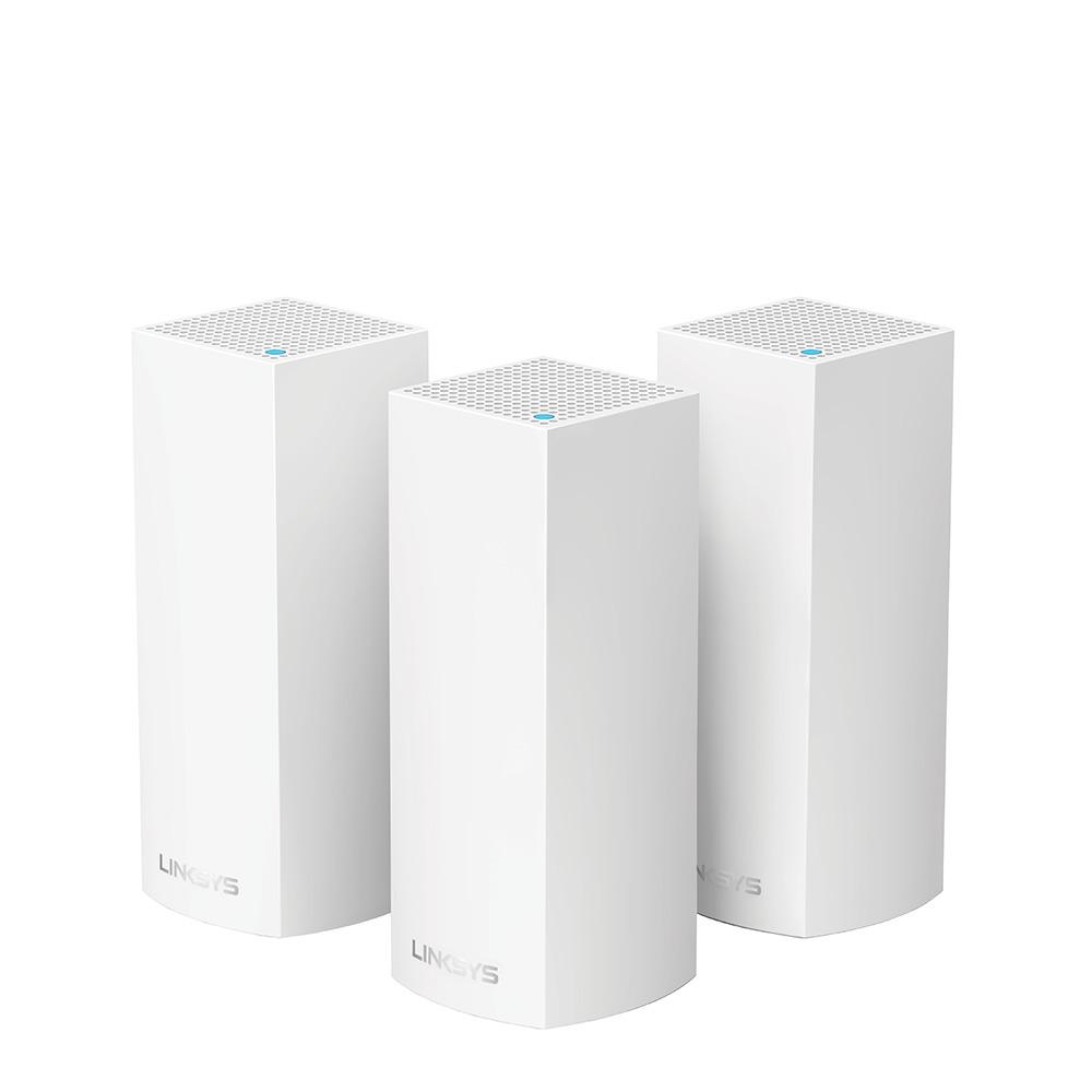 - Sistema Wi-Fi en malla Linksys Velop tribanda 3 nodos 1