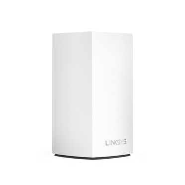 - Sistema Wi-Fi en malla Linksys Velop de doble banda 1 nodo 1