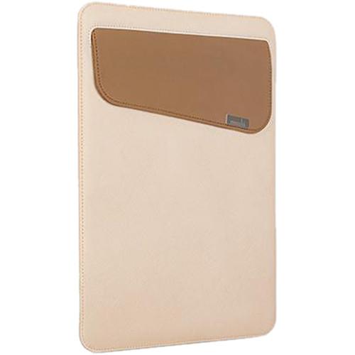 - Sleeve para MacBook 13 Muse Moshi sahara beige 1