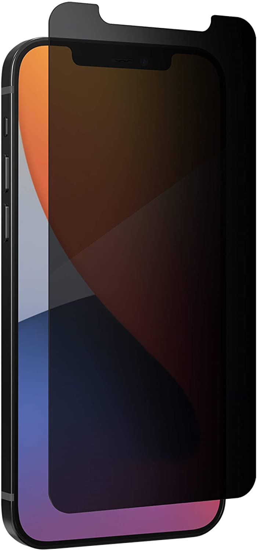 - Lamina Glass Elite privacidad para iPhone 12/12 Pro Zagg 1