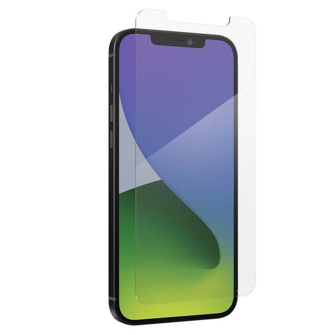 - Lamina Glass Elite Plus para iPhone 12 Pro Mx Zagg 1