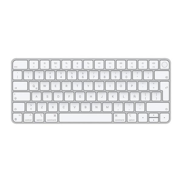 - Magic Keyboard con Touch ID Apple Latinoamericano 2