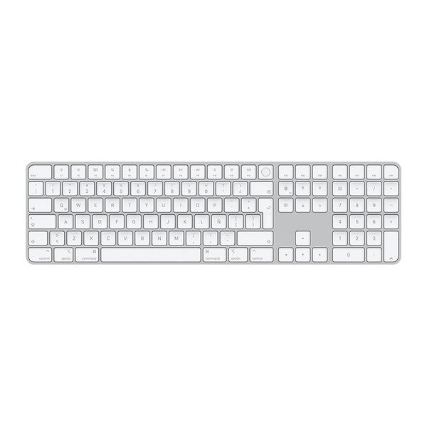 - Magic Keyboard con Keypad numerico y Touch ID Apple Latinoamericano 1