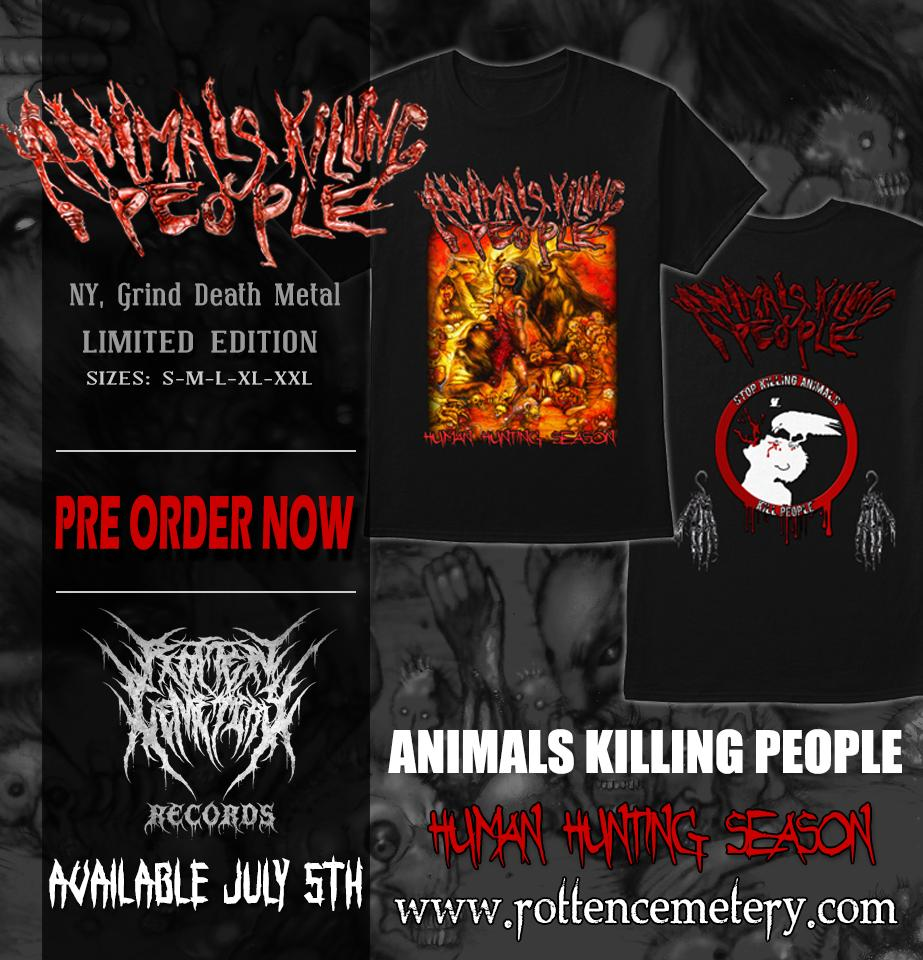 Animals Killing People