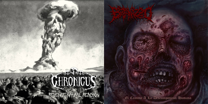 NEW RELEASES FROM CHRONICUS  & BATAKAZZO ARE OUT NOW!