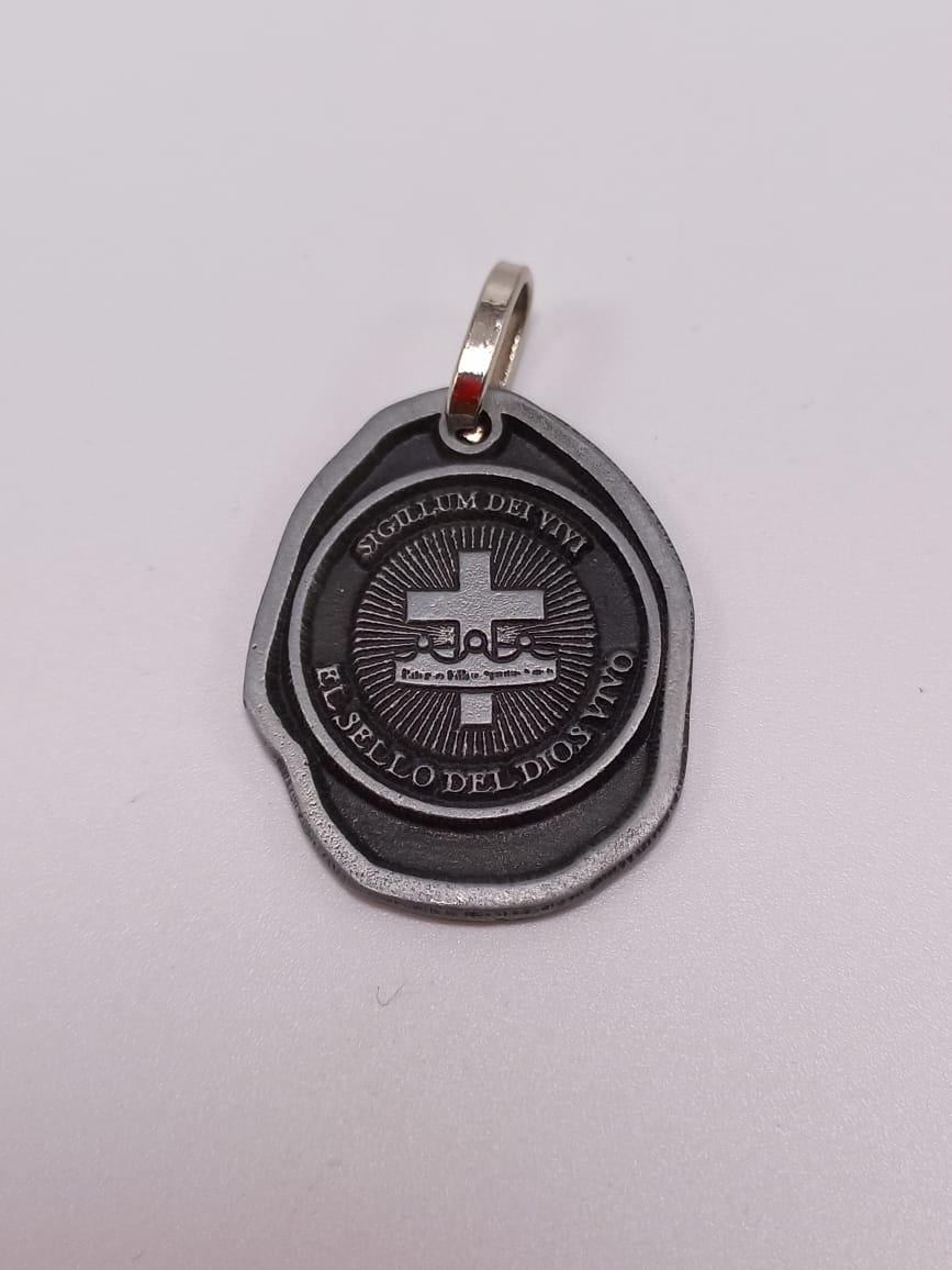 Medalla el Sello del Dios vivo