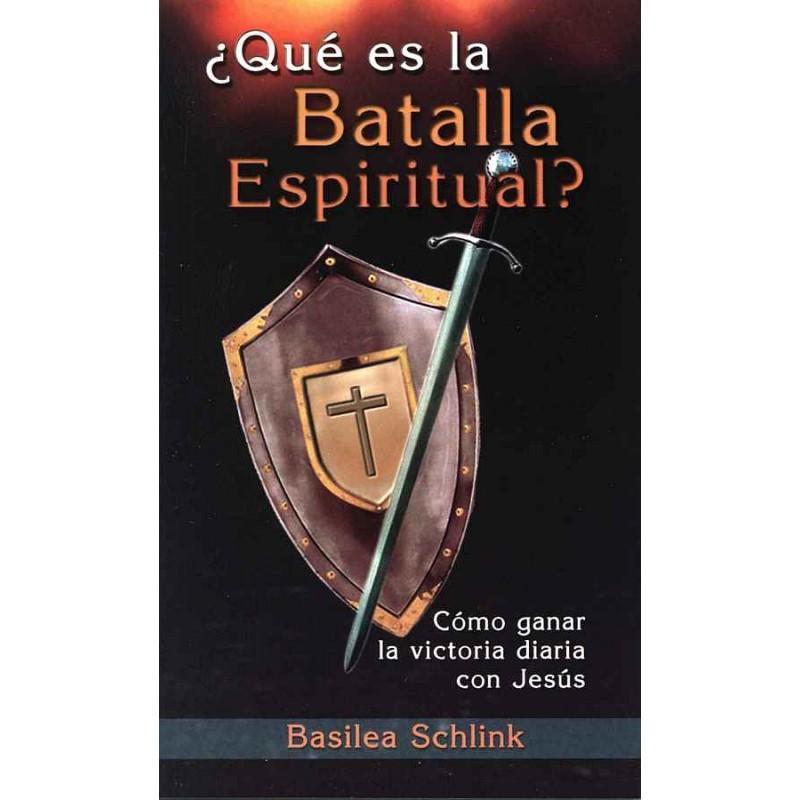 ¿Qué es la batalla espiritual? || Basilea Schlink