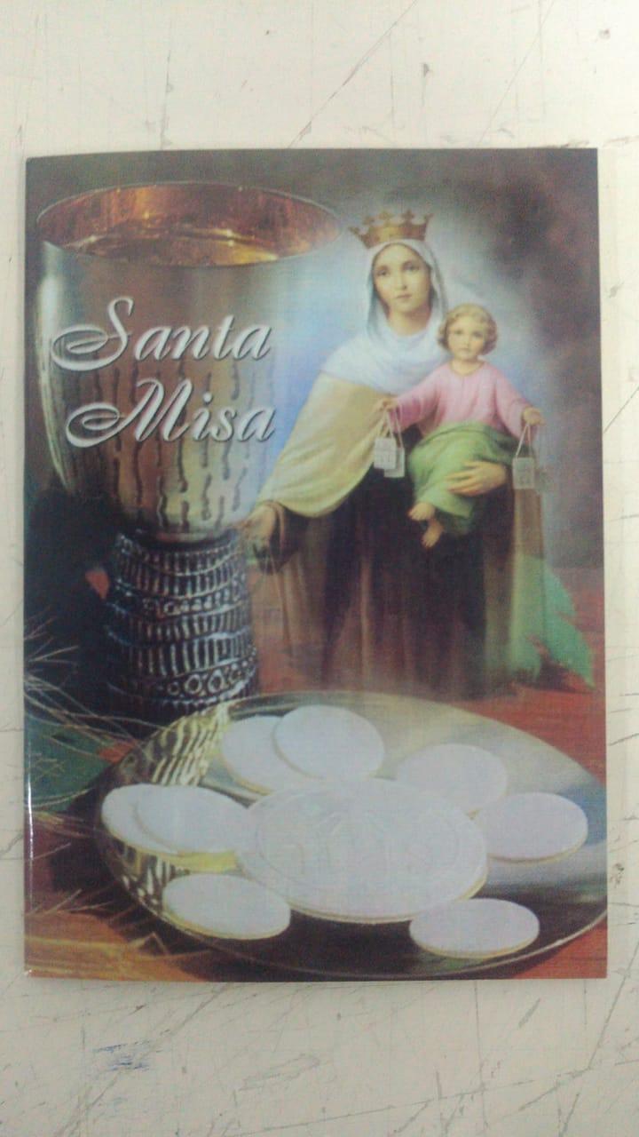 La Santa Misa || Catalina Rivas