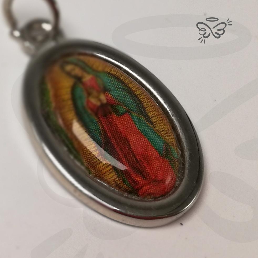 Medalla La Guadalupana