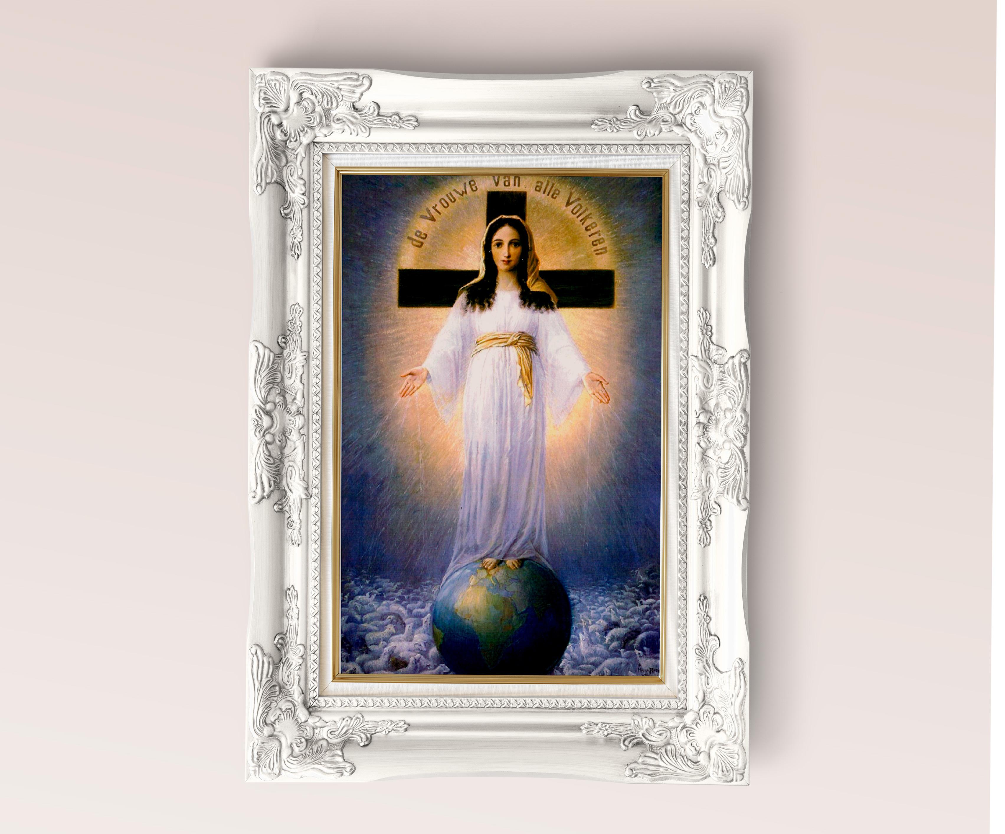 María Madre de la humanidad