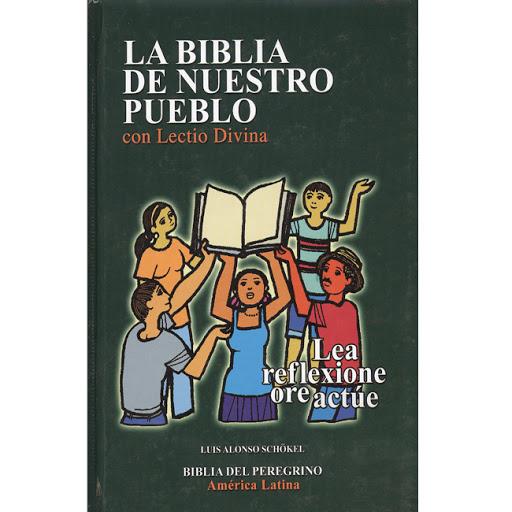La Biblia de nuestro pueblo (Con Lectio Divina)