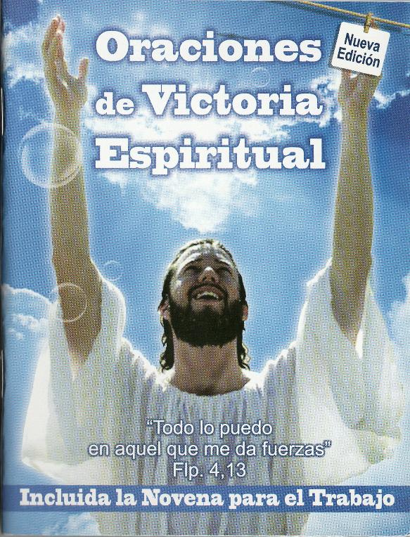 Oraciones de Victoria Espiritual