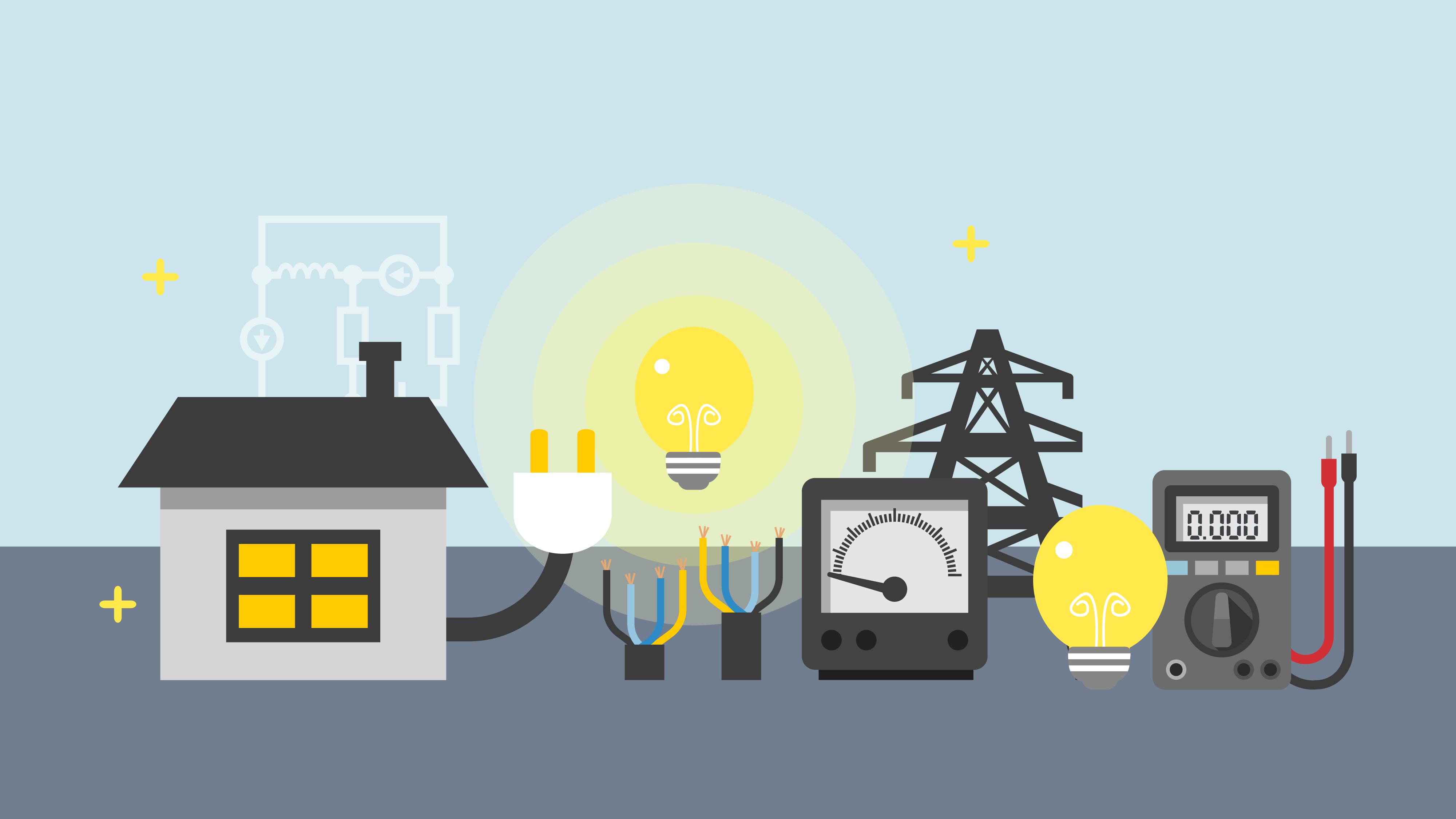 Electricidad Domiciliaria Hugo Lampe