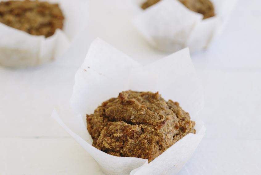 Receta: Muffins de Avena, Zapallo y Canela