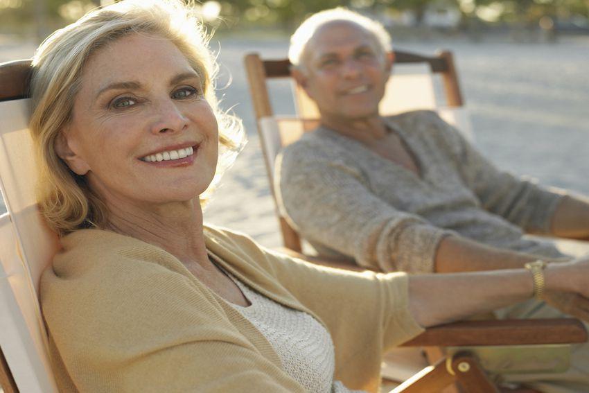 Cómo envejecer de manera saludable desde dentro hacia fuera
