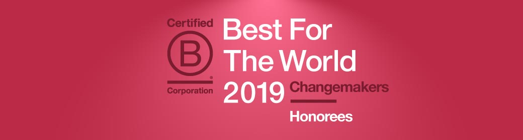 Best For The World: Changemaker 2019