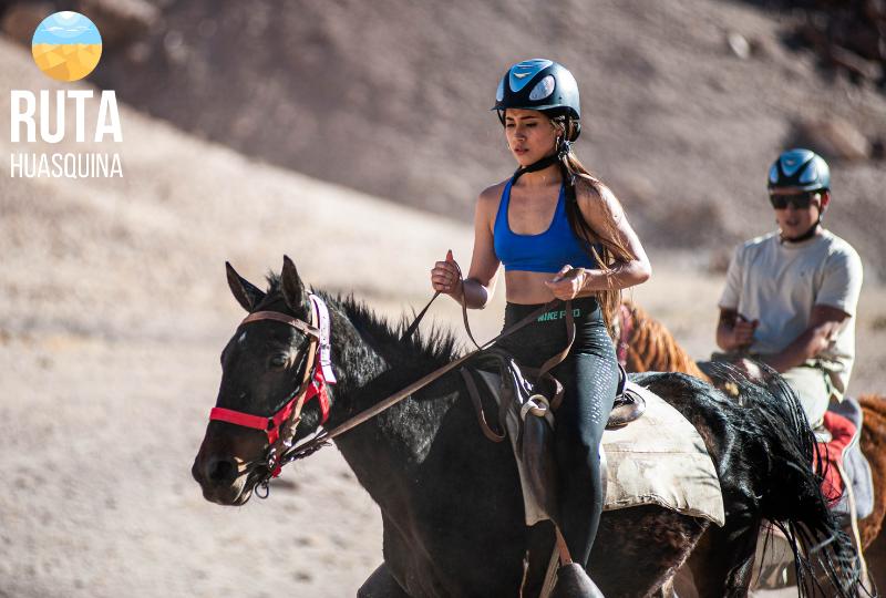 Rutas a caballo a sólo 2 horas de Iquique