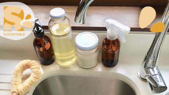 Los productos de limpieza y los ocultos daños para tu salud.