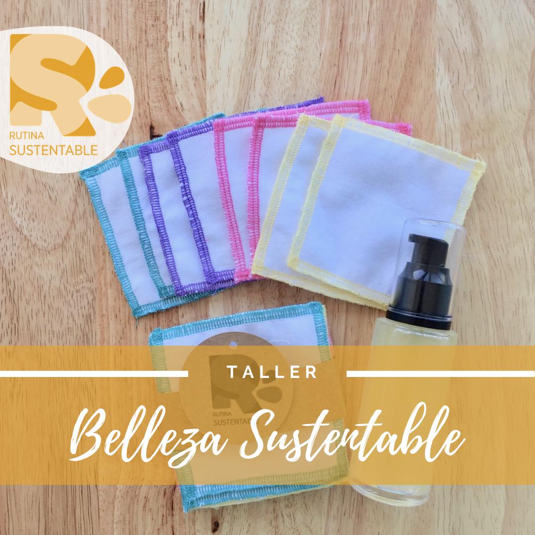 Taller Belleza Sustentable