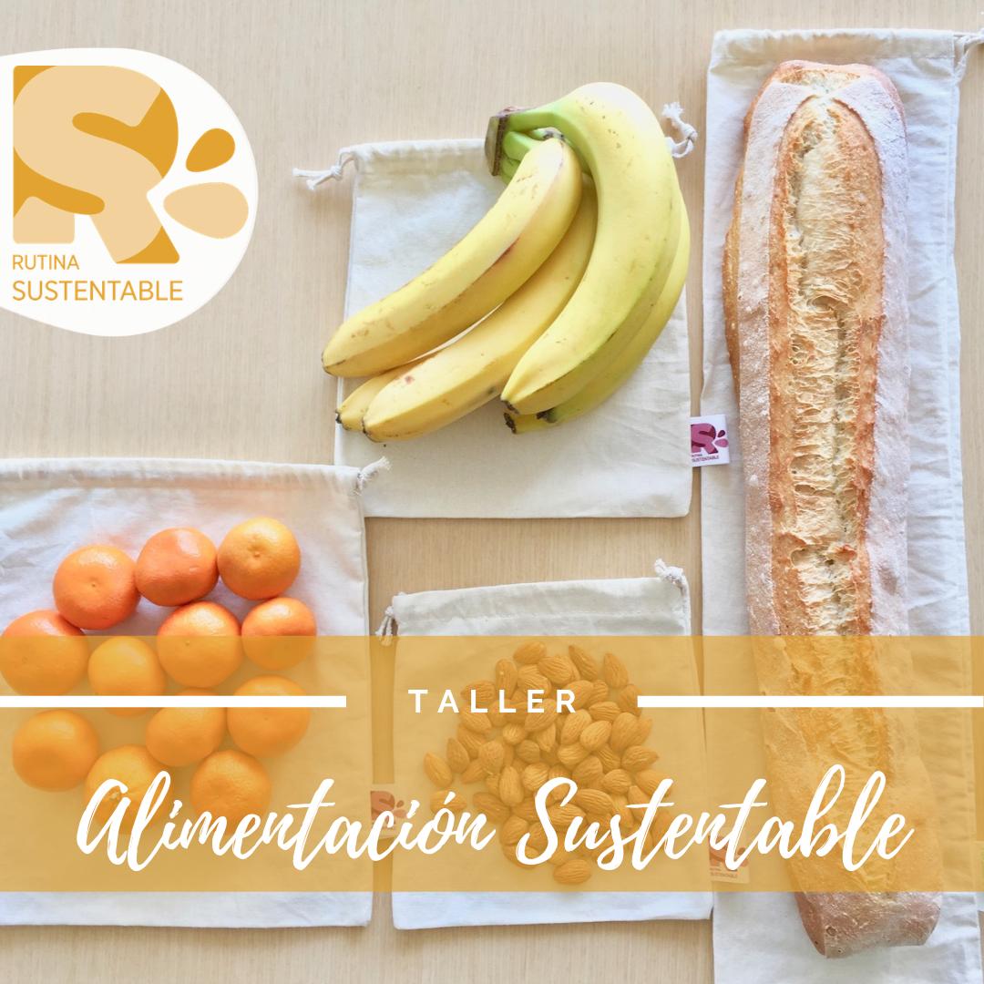 Taller Alimentación Sustentable