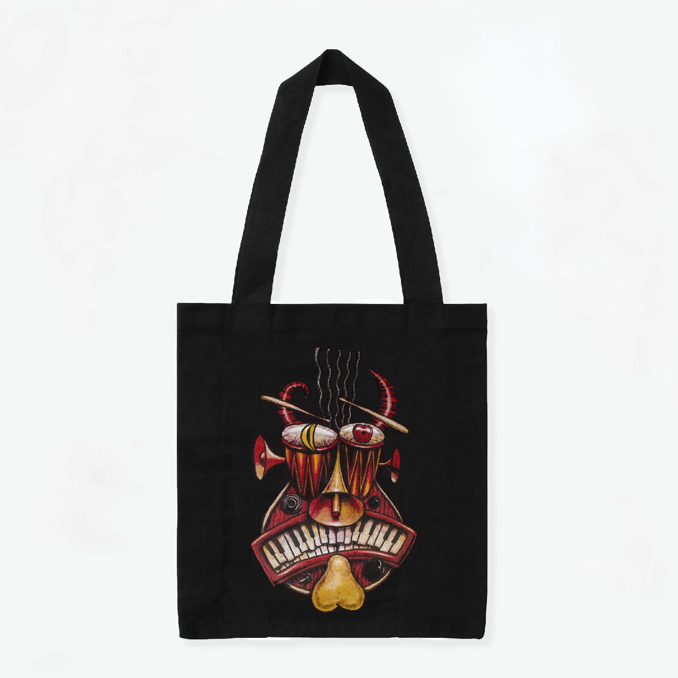 "Tote Bags ""Diablo"""