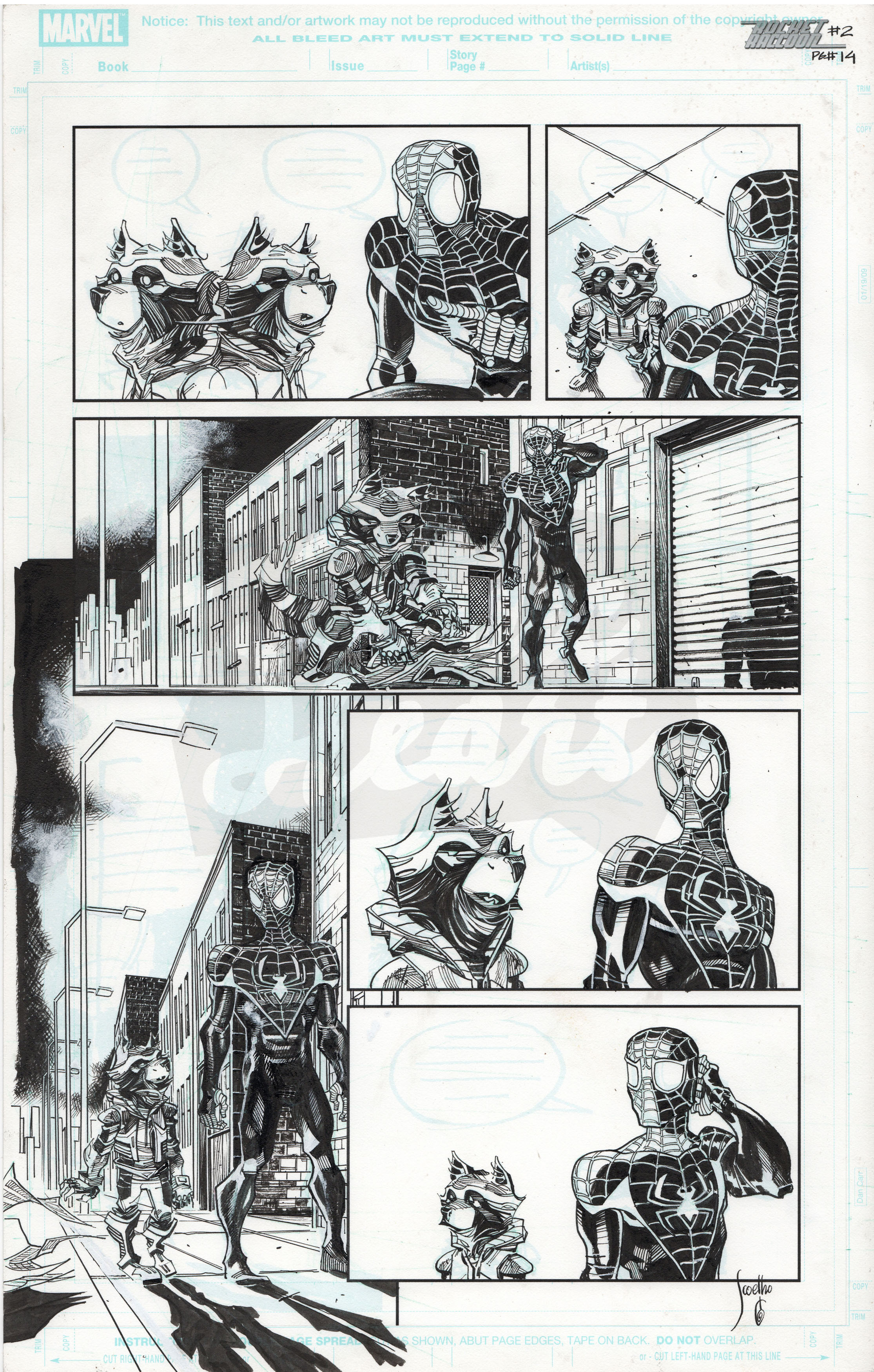 Rocket Raccoon #2, Page 14