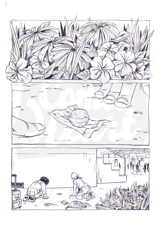 Nem Todos os Cactos Têm Picos (Page 1)