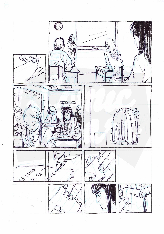 Nem Todos os Cactos Têm Picos (Page 8)