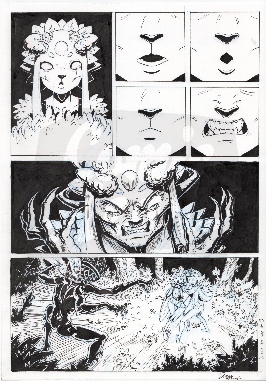 À Luz da Voz (Page 3)