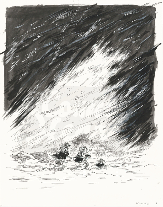 Il Mostro Orso, Página 1
