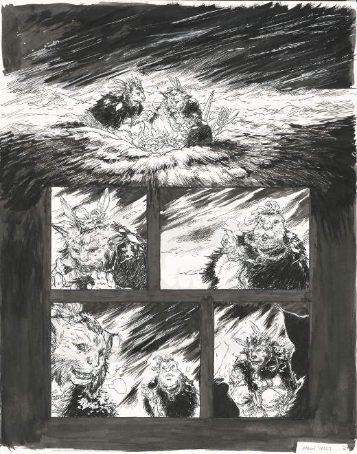 Il Mostro Orso, Página 2