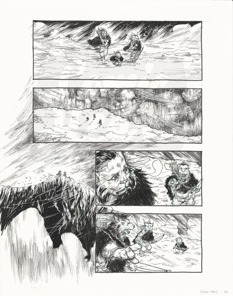 Il Mostro Orso, Página 10