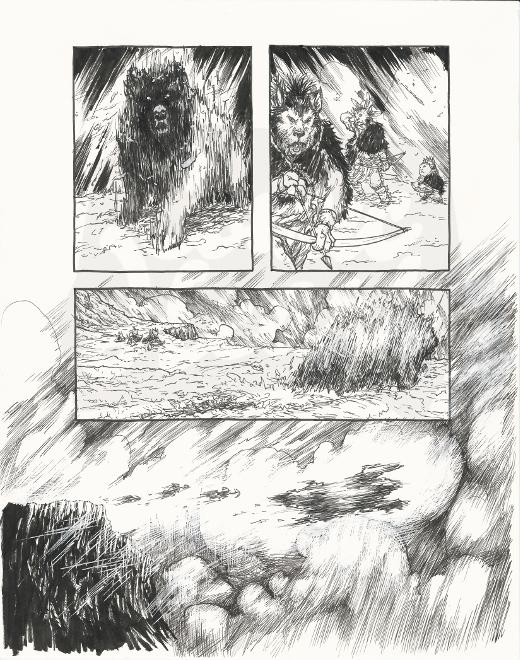 Il Mostro Orso, Página 11