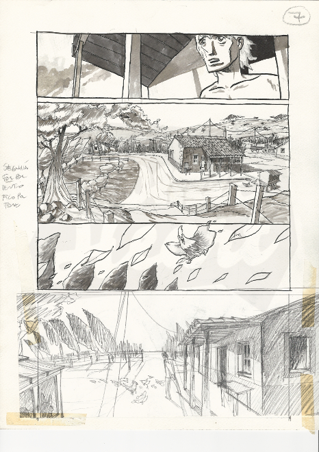 Filha do Caranguejo Page 7