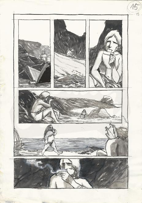 Filha do Caranguejo Page 15
