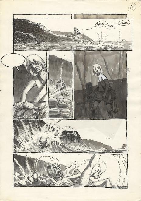 Filha do Caranguejo Page 18