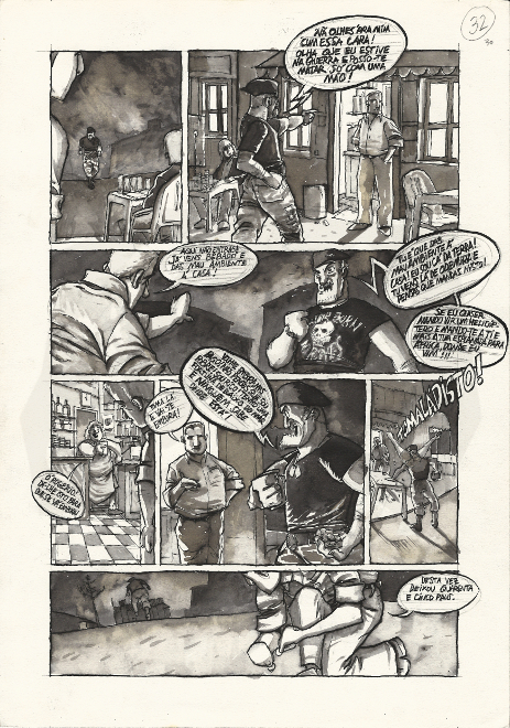 Filha do Caranguejo Page 32