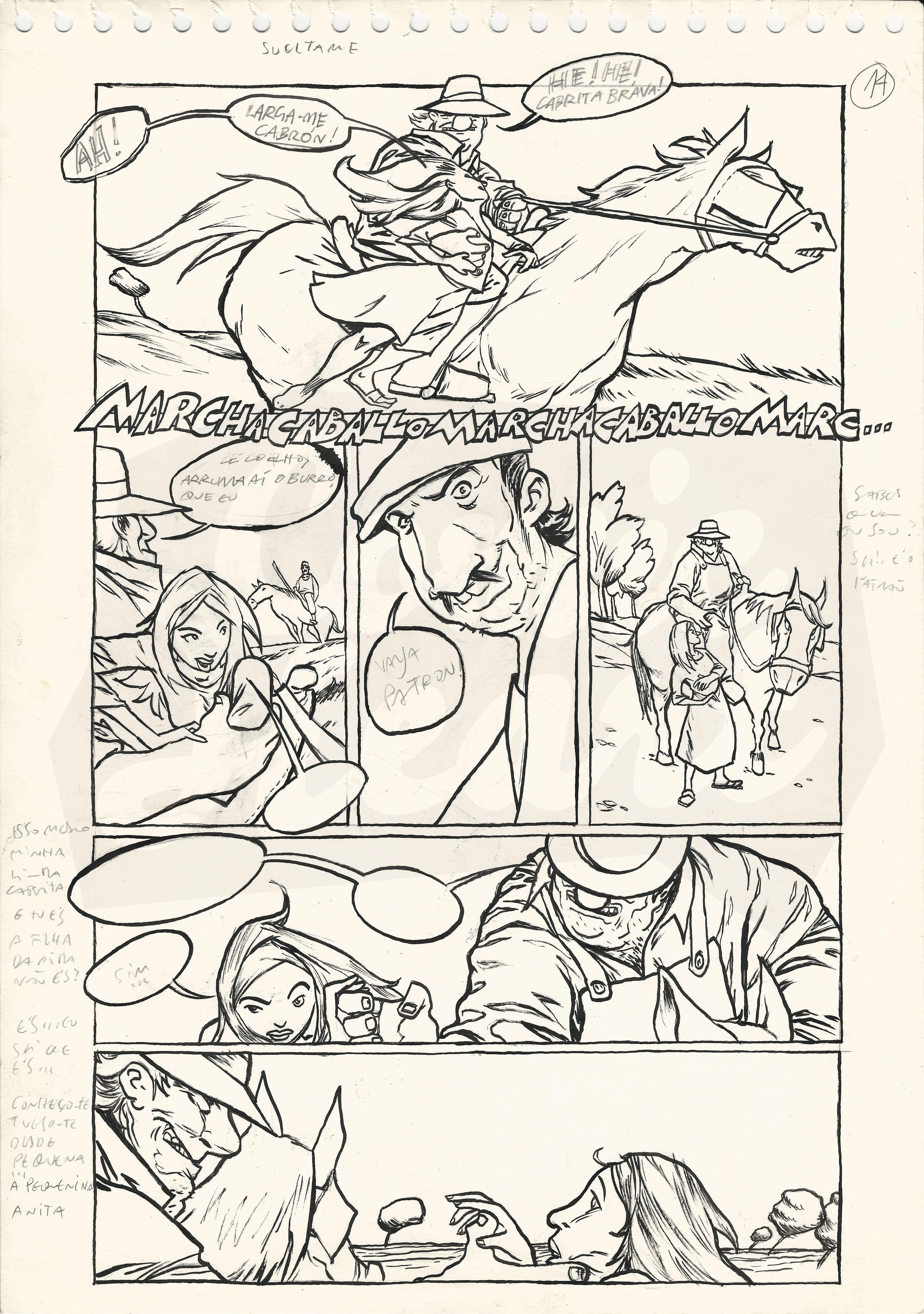Merci Patron, Page 14