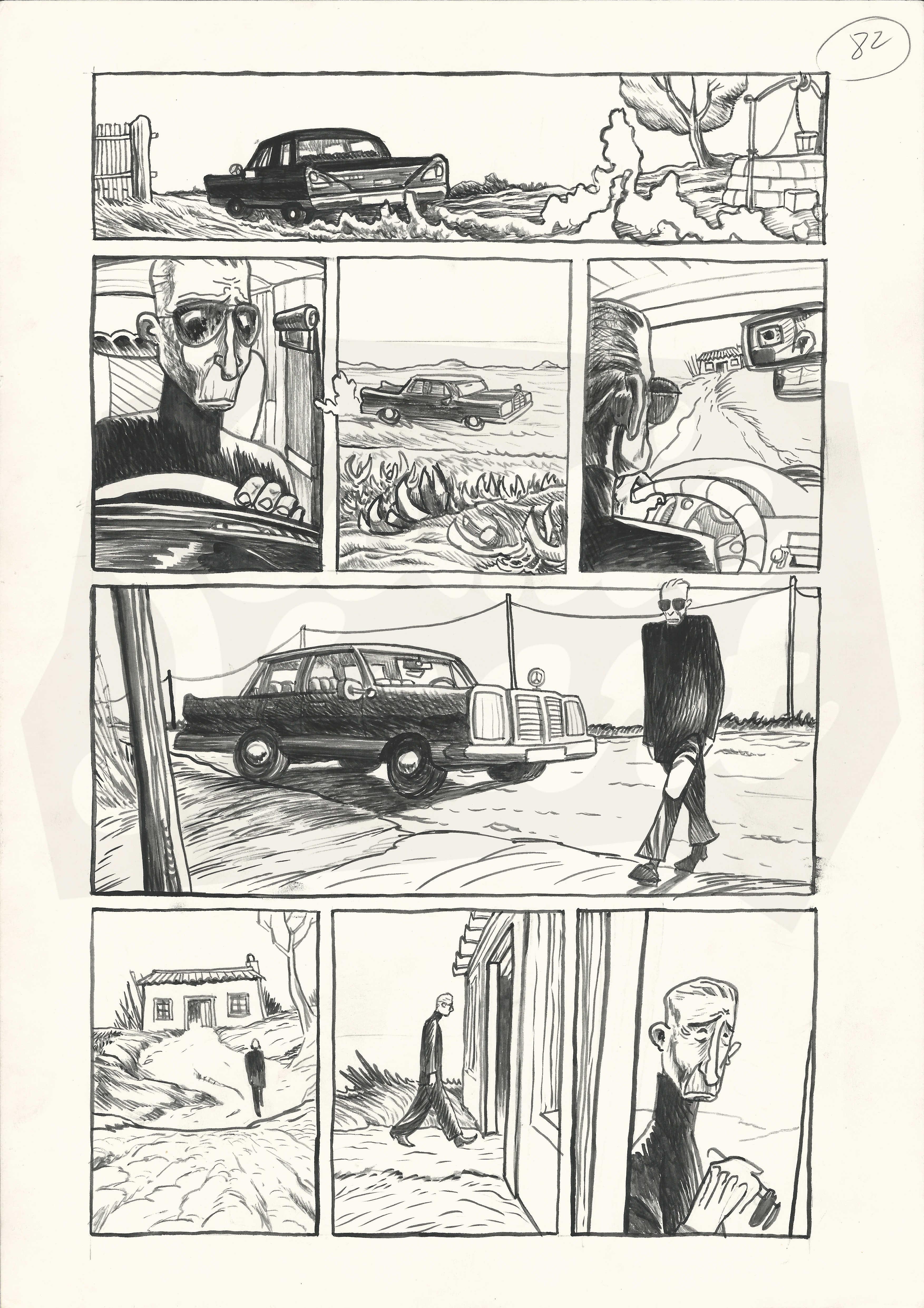 Merci Patron, Page 82
