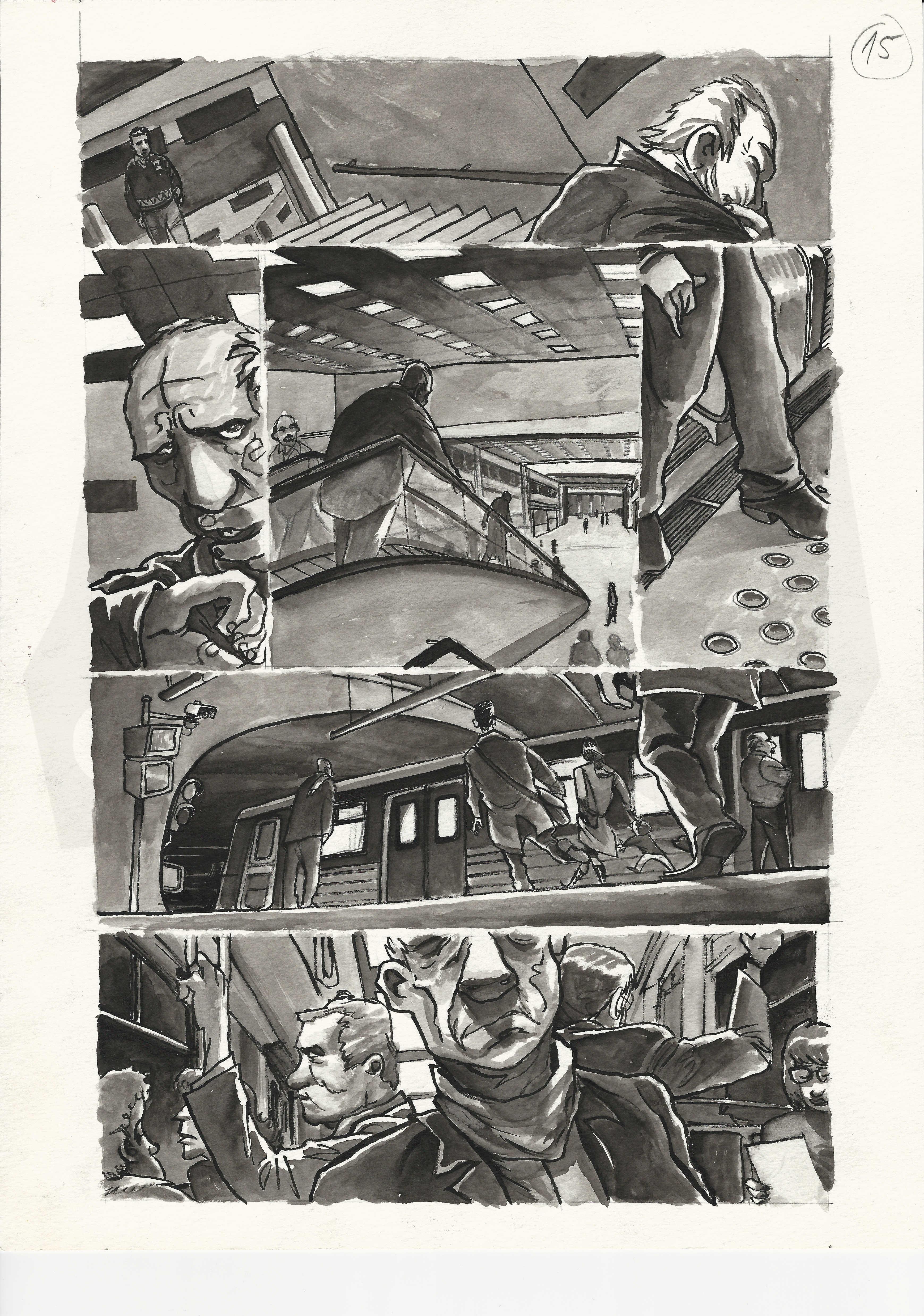 O que foi feito do meu Natal?, Page 15