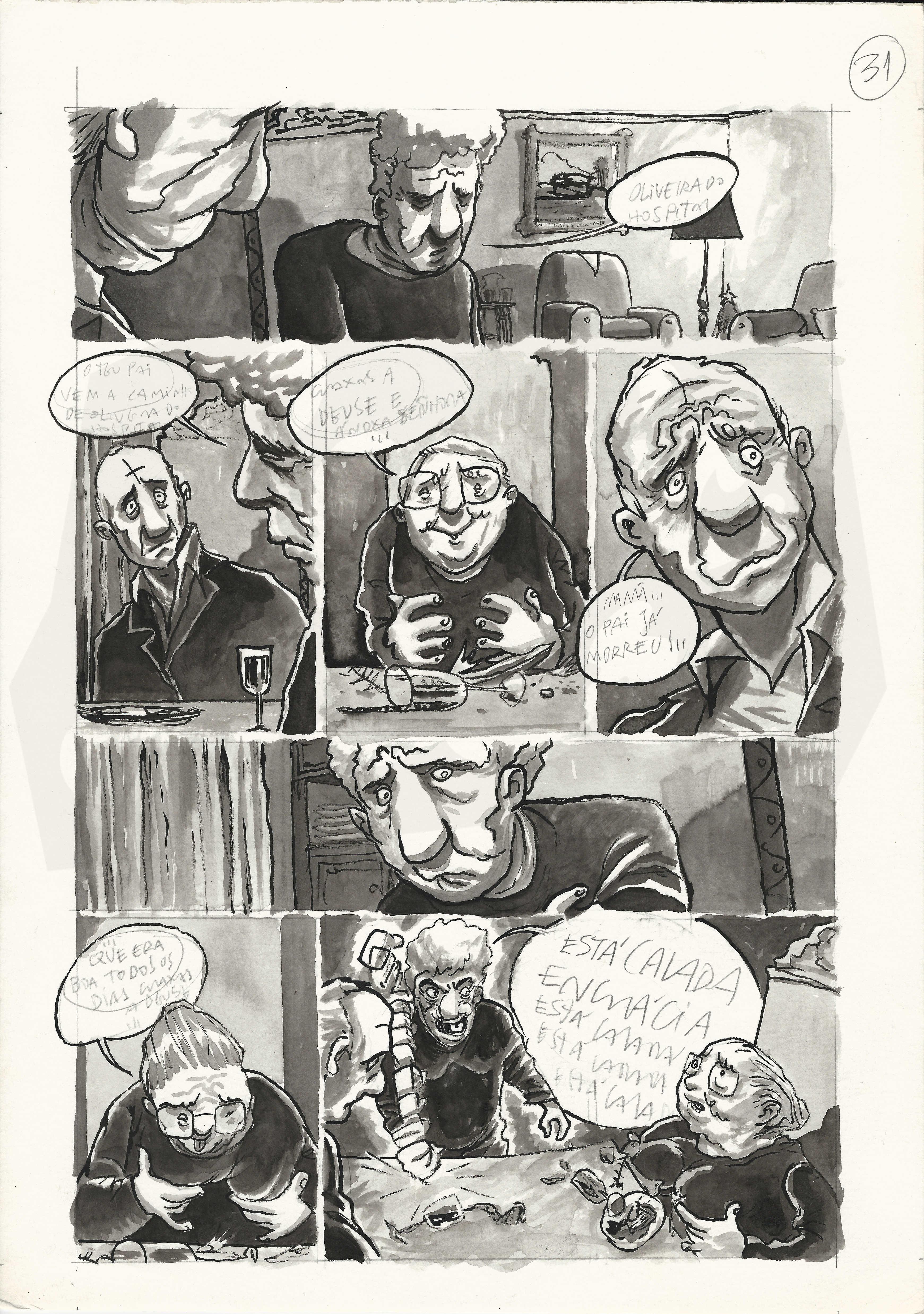 O que foi feito do meu Natal?, Page 31